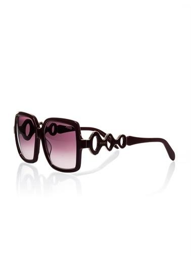 Emilio Pucci  Ep 0040 69T Kadın Güneş Gözlüğü Mor